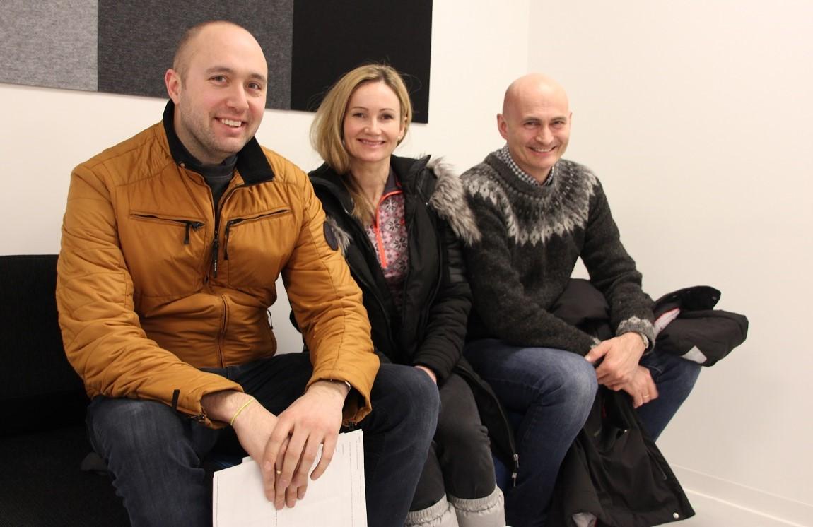 Bilde av det nye brukerutvalget ved PTØ Gardermoen