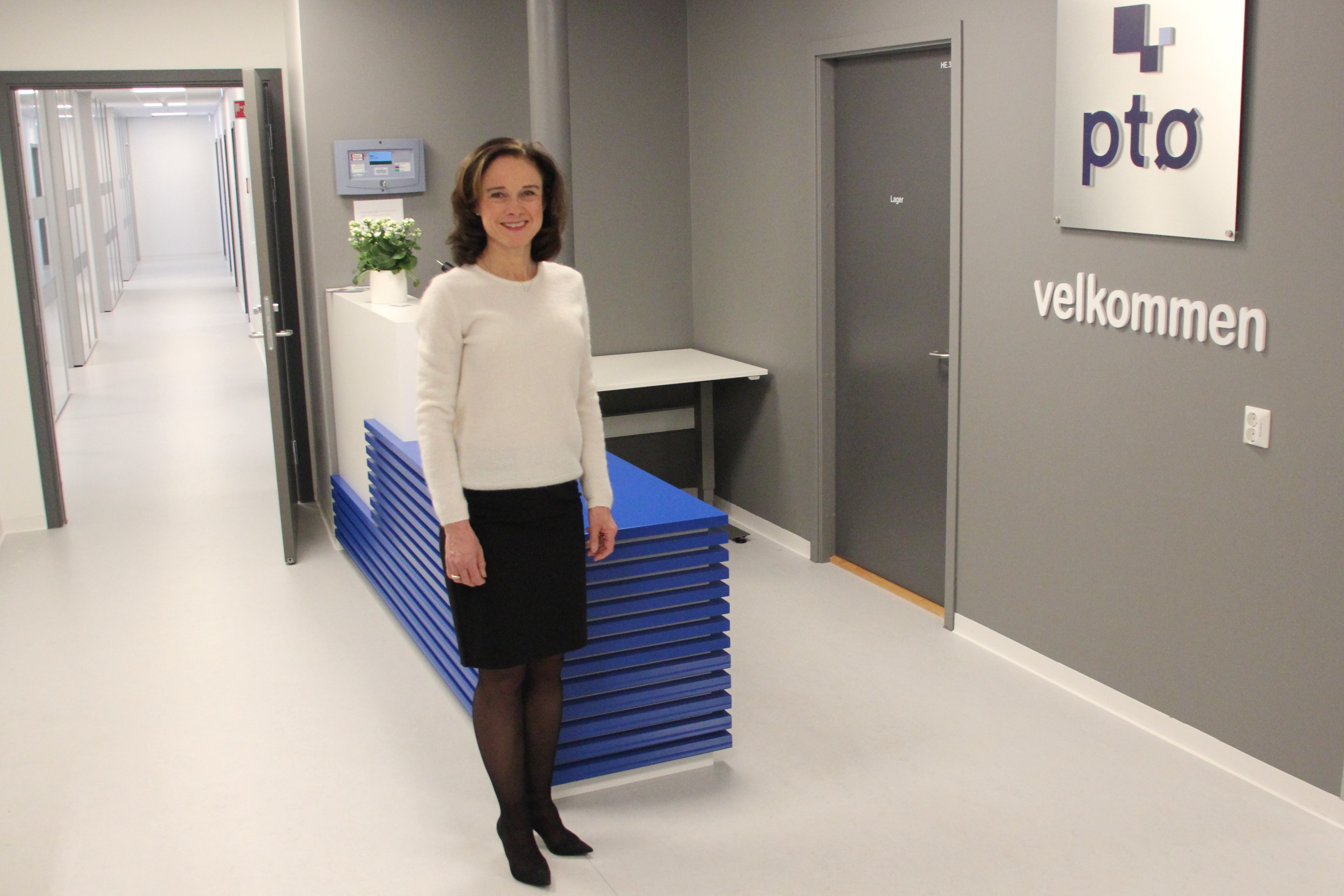 Bilde av direktør i PTØ Norge Vibeke Johnsen