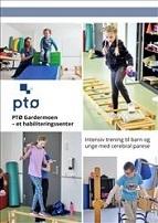 Brosjyre for PTØ Gardermoen 2019